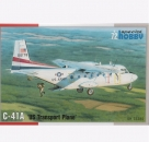 "SPECIAL HOBBY 72385 C-41A ""US Transport Plane"" 1:72"
