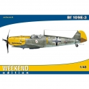 Eduard 84165, Bf 109E-3 Weekend Edition, 1/48