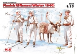 Finnish Riflemen (Winter 1940), ICM 35566, M 1:35